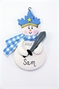 Picture of Prince Snowman