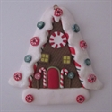 Picture of Gingerbread House Ornament